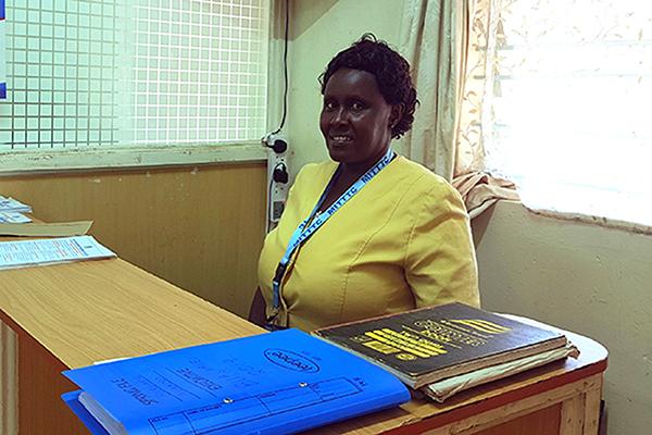 Ms. Tecla Munyao
